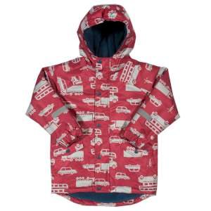 Kite Boys Nimbus Waterproof Coat Red