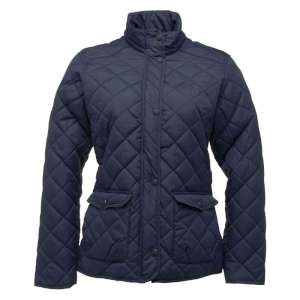 Regatta Missy II Quilted Jacket Navy