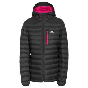Trespass Womens Arabel Down Jacket Bla