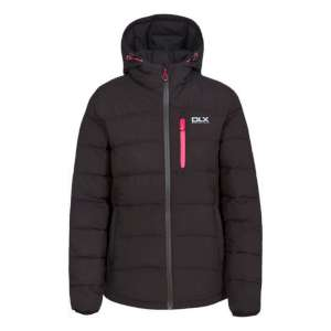 Trespass Womens Zuri Down Jacket Black
