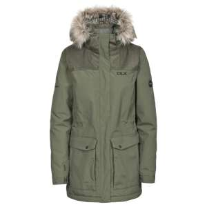 Trespass Womens Garner Winter Coat Mos