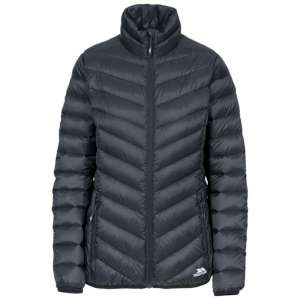 Trespass Womens Down Jacket Black