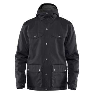 FjallRaven Greenland Winter Jacket Bla
