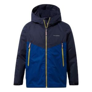 Craghoppers Kids Haider Jacket Blue Na
