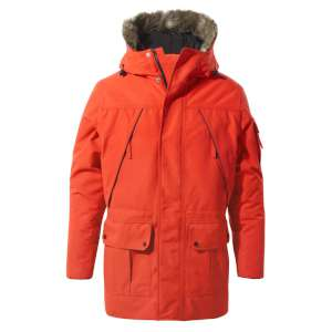 Craghoppers Bishorn Jacket Aster Red