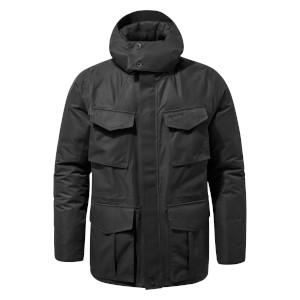 Craghoppers M Pember Jacket Black Pepp
