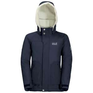 Jack Wolfskin Boys Great Bear Jacket N