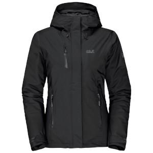 Jack Wolfskin Troposhere Jacket W Blac