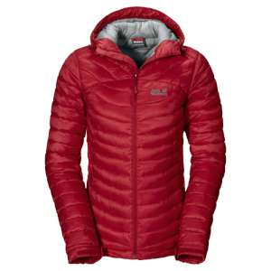 Jack Wolfskin Womens Cumulus Jacket In