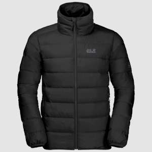 Jack Wolfskin Helium High Jacket Black