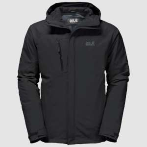 Jack Wolfskin Troposphere Jacket Black
