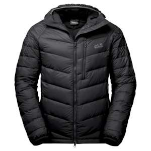 Jack Wolfskin Neon Down Jacket Black
