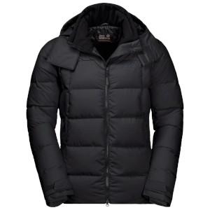 Jack Wolfskin Cold Line Jacket Black