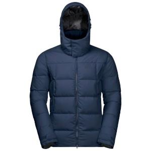 Jack Wolfskin Cold Line Jacket Dark In