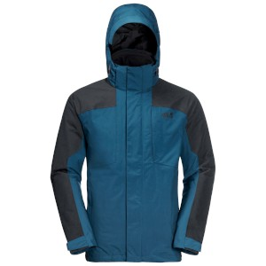 Jack Wolfskin Viking Sky Jacket Black
