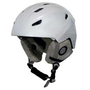 Manbi Park Ski/Board Helmet White