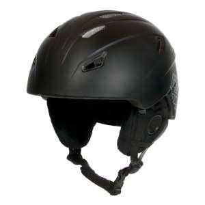 Manbi Park Ski/Board Helmet Black