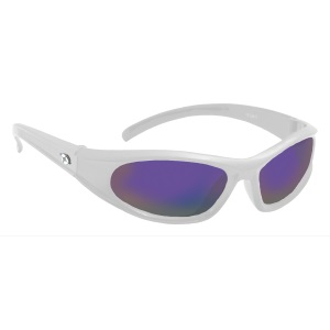 Manbi Cosmos Sunglasses White/Purple