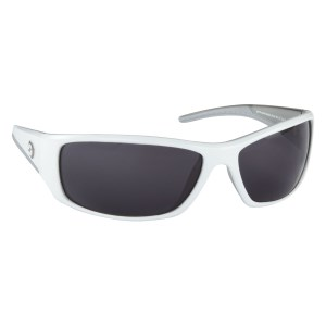 Manbi Zen Sunglasses Cat 3 White Gloss