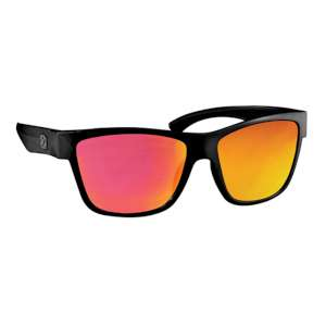 Manbi Kids Fuseball Sunglasses Black/R