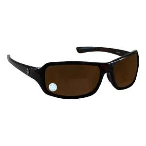 Manbi Blend Polarised Sunglasses Brown