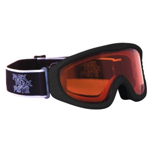 Manbi Vulcan DL Anti Fog Goggles Black