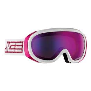 Salice Women's Free Ski Goggles White-