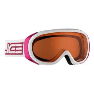 Salice Women's Free CRX Ski Goggles Wh