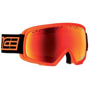 Salice Pro Ski Goggles Flo Orange/Red