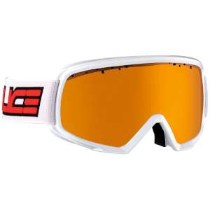 Salice Pro CRX Goggles White-Red