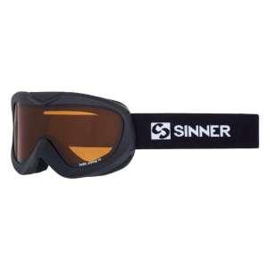 Sinner Task Double Orange Lens Goggle