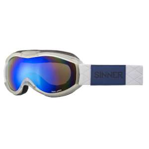 Sinner Toxic Blue Revo Vent Goggles Wh