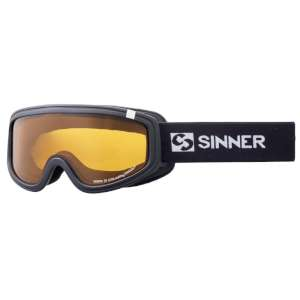 Sinner Visor III OTG Dbl Orange Vent B