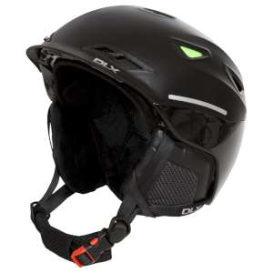 Trespass Renko DLX Ski Helmet Black/Gr