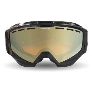 Trespass Goldeneye DLX Ski Goggles Bla