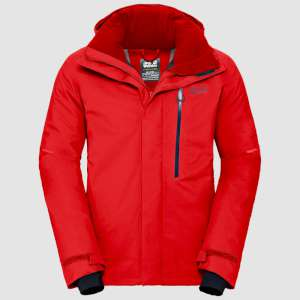 Jack Wolfskin Exolight Icy Jacket Fier