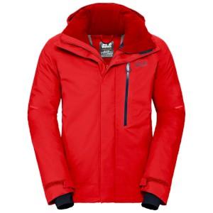 Jack Wolfskin Exolight Icy Jacket Fier
