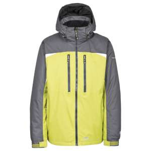 Trespass Flashing Ski Jacket Peapod/Ca