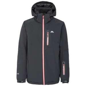 Trespass Duall Ski Jacket Black/Red