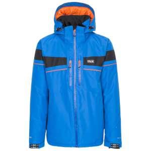 Trespass Pryce DLX Ski Jacket Blue/Bla