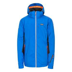 Trespass Dawes DLX Ski Jacket Blue/Bla