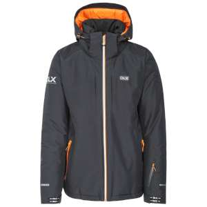 Trespass Dawes DLX Ski Jacket Black/Su