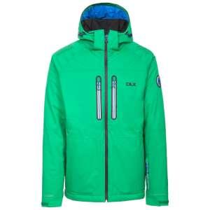 Trespass DLX Allen Ski Jacket Clover