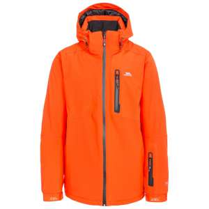 Trespass Kilkee Ski Jacket Hot Orange
