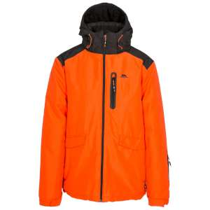 Trespass Slyne Ski Jacket Hot Orange