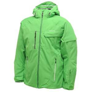 Dare2b Valiant Ski Jacket Fairway Gree