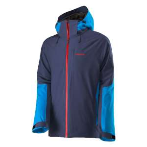 Head Mens Eclipse 2L Jacket Navy/Lagoo