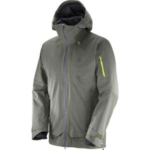 Salomon QST Guard Jacket Beluga