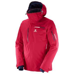 Salomon Brilliant Ski Jacket Barbados