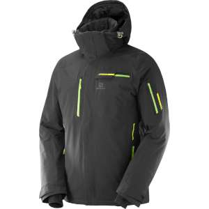 Salomon Brilliant Ski Jacket Black